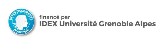 Financé par IDEX Université Grenoble Alpes