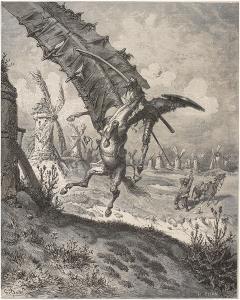 Encyclopédie environnement - énergie - Don Quichotte