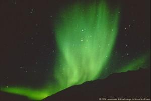 Encyclopedia environment - space meteorology - polar aurora