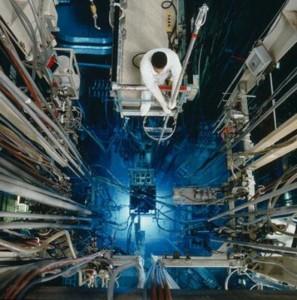 Encyclopédie environnement - radioactivité - réacteur osiris - osiris reactor