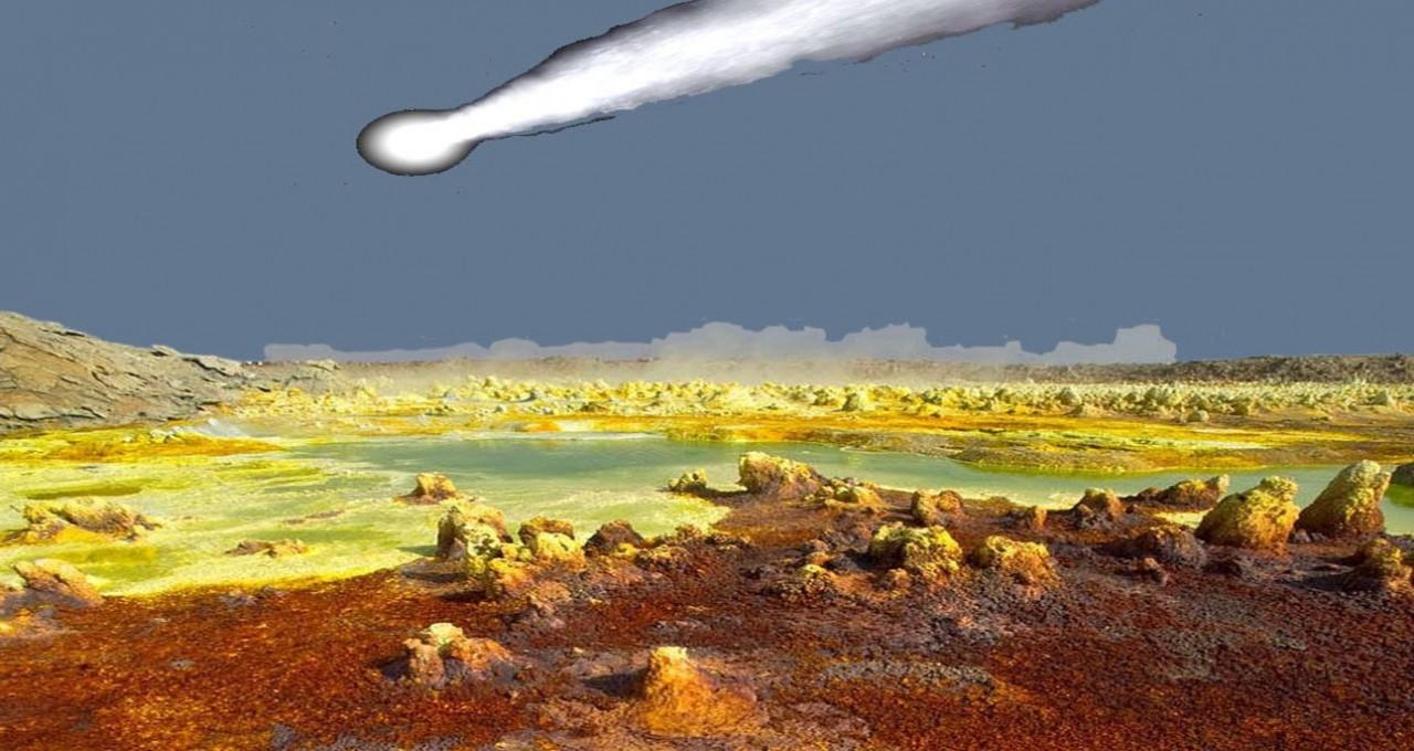 Encyclopédie environnement - l'origine de la vie - origin of life
