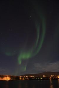 Encyclopédie environnement - magnétosphère - aurore polaire - magnetosphere - polar aurora