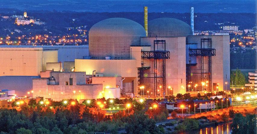 Encyclopedie environnement - nucleaire - nuclear energy