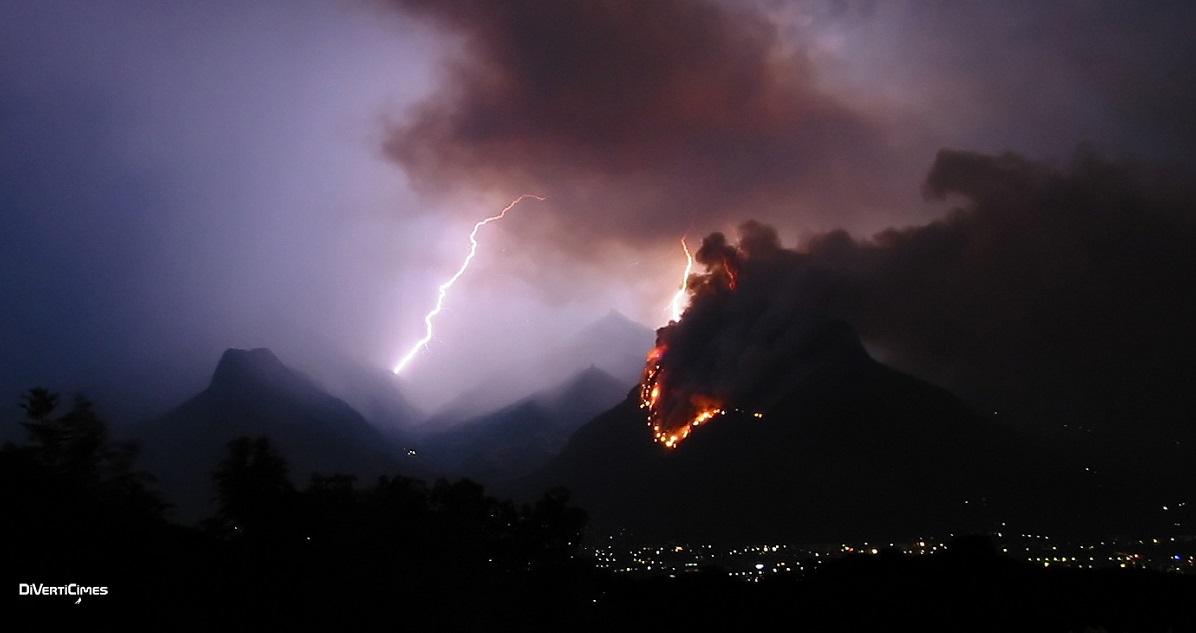 Encyclopédie environnement - feux de végétation - wildfires