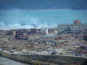 Encyclopédie environnement - catastrophes naturelles - tsunami fukushima 2011