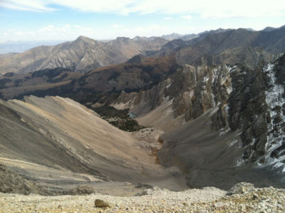 环境百科全书-沙子-岩石蚀变