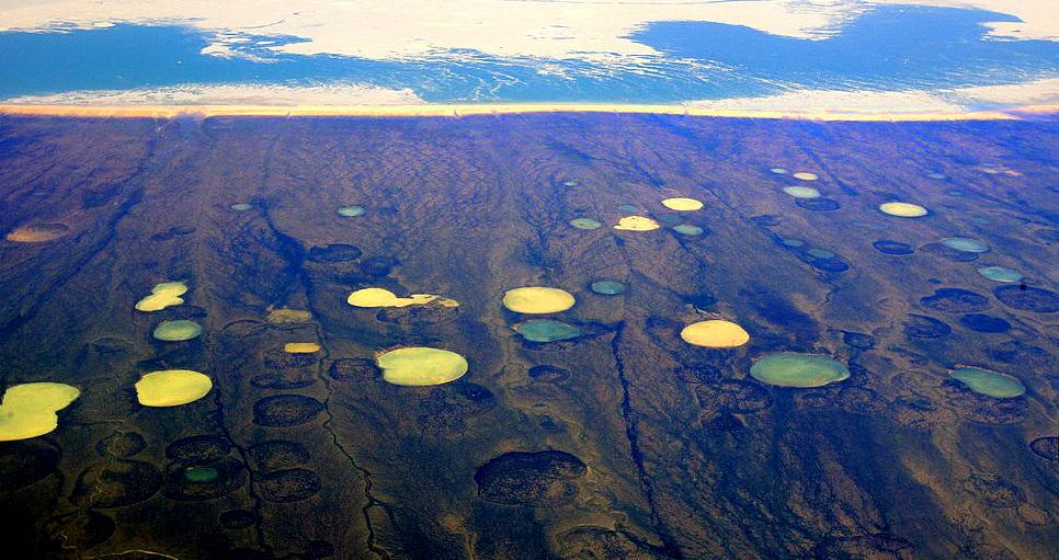 Encyclopédie environnement - permafrost - pergélisol