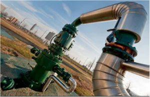 Encyclopedie environnement - geothermie - Tête de puits producteur dans la région de Melun - producing wellhead melun area - geothermal energy