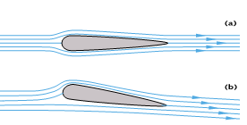 环境百科全书-阿基米德的浮力和升力-对称机翼