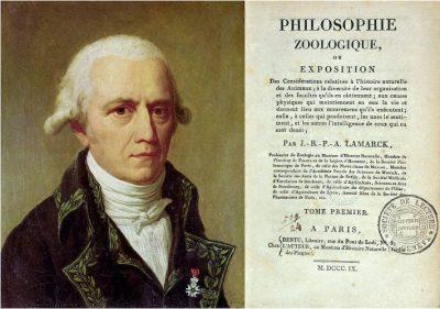lamarck - philosophie - zoologique - evolution - encyclopedie environnement