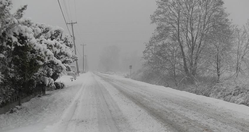variabilité climatique - climat - vague froid - vague froid exceptionnel - hiver - neige - encyclopedie environnement - north atlantic oscillation