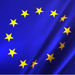 drapeau europeen - europe - qualite air europe - encyclopedie environnement