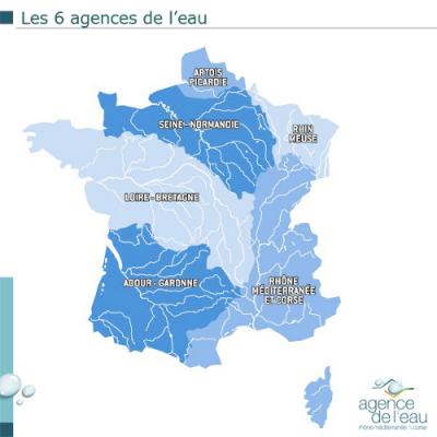 环境百科全书-水文法-法国大城市的水管理机构