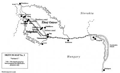 Gabčíkovo-Nagymaros - barrage eau Gabčíkovo-Nagymaros - barrage danube - eau france - encyclopedie environnement