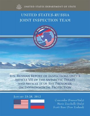 rapport inspections Etats-Unis Russie Concordia - united states russia joint inspection team