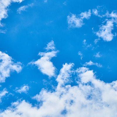 ciel bleu - encyclopedie environnement