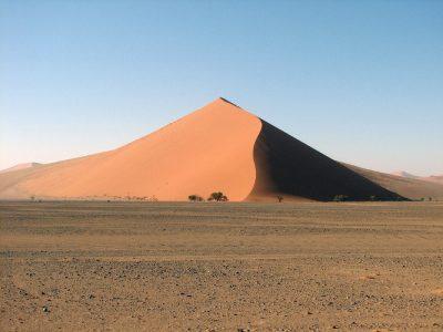 dune sable - desert - sable - desert namibie - encyclopedie environnement - desert dunes