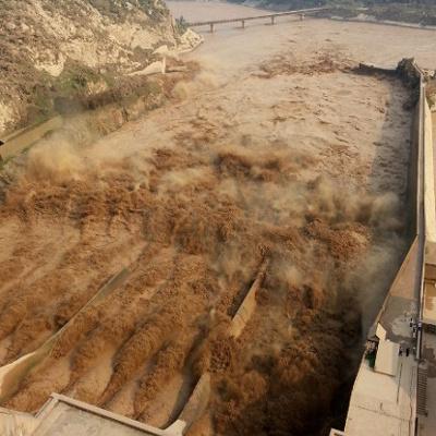 sanmexia fleuve jaune chine