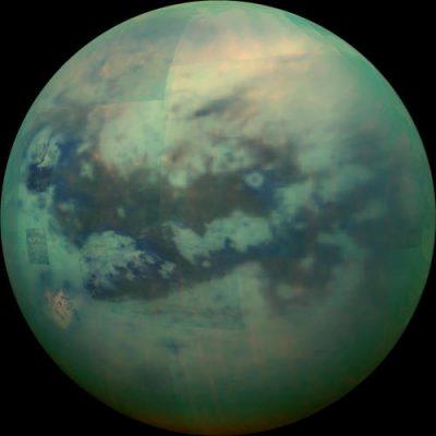 titan - lunes saturne - sonde cassini - methane - petrole - Titan saturn's moon