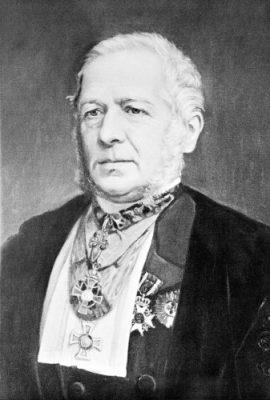 C.-H. Buys-Ballot - premier président de l'Organisation Météorologique internationale