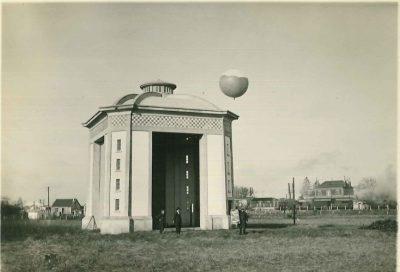 ballon-sondes meteo - premiers radiosondages
