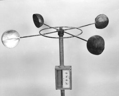 anemometre robinson compteurs
