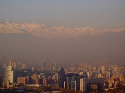 pollution - smog