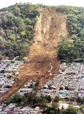 las colinas salvador - mouvement terrain las colinas - glissement terrain - earthquakes