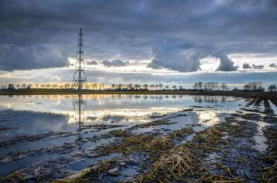 champs gaz groningen - economie dutch disease