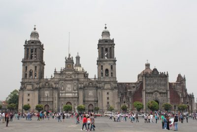 cathedrale mexico