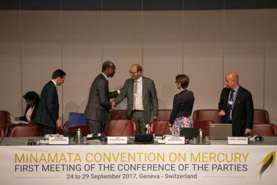 环境百科全书-关于汞的水俣公约-瑞士联邦环境办公室主任马克·夏多恩斯