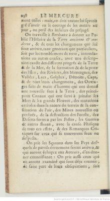 mercure de france 1719