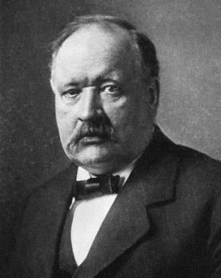 Svante Arrhenius portrait