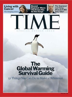 cover of time global warming 2017
