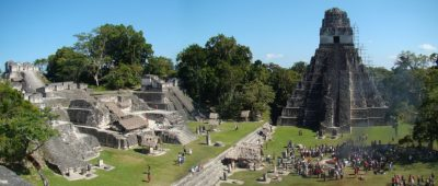 maya - guatemala - tikal