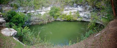 cenote - peninsule yucatan - yucatan