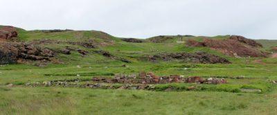 installations vikings - vikings - vikings groenland