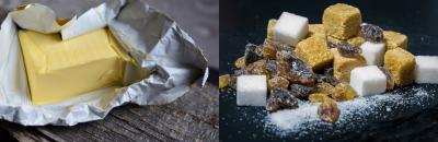 gras - sucres - effets sante gras sucre