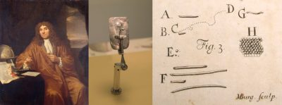 Anton van Leeuwenhoek - biofilms - decouverte biofilms
