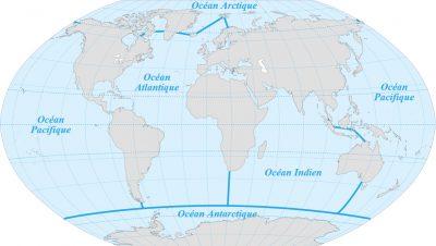 oceans planete