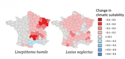 climatic conditions france