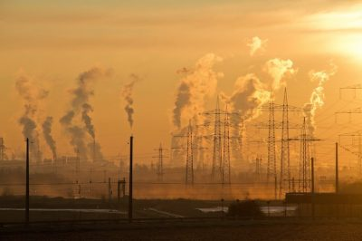 Activité humaine temperature atmosphere
