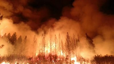 fire climate change