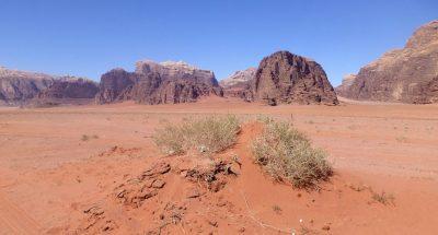 temperature Wadi Rum Remth